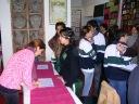 Asistentes a la jornada de Cooperativas Escolares